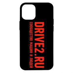 Чехол для iPhone 12 mini Drive2.ru