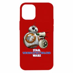 Чехол для iPhone 12 mini Droids BB 8 and  D O  star wars the rise of skywalker