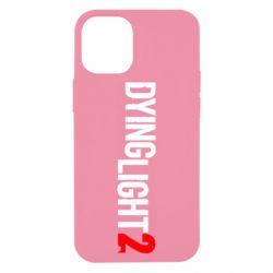 Чохол для iPhone 12 mini Dying Light 2 logo