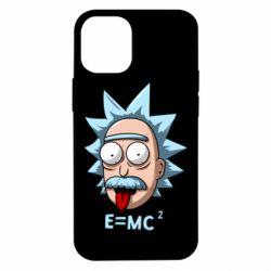 Чохол для iPhone 12 mini E=MC 2