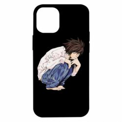 Чохол для iPhone 12 mini El Death Note