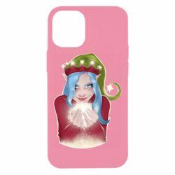 Чехол для iPhone 12 mini Elf girl