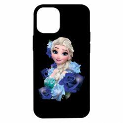 Чохол для iPhone 12 mini Elsa and roses