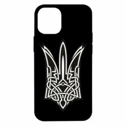 Чехол для iPhone 12 mini Emblem 003
