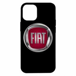 Чохол для iPhone 12 mini Emblem Fiat
