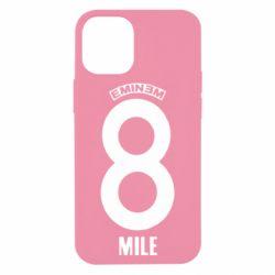 Чехол для iPhone 12 mini Eminem 8 mile