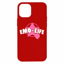 Чохол для iPhone 12 mini Emo life