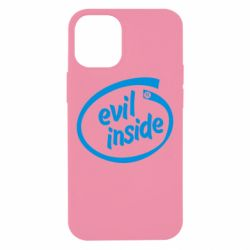 Чохол для iPhone 12 mini Evil Inside