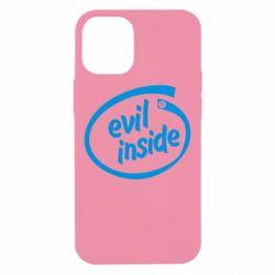Чехол для iPhone 12 mini Evil Inside