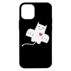 Чехол для iPhone 12 mini Evil Love