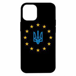 Чехол для iPhone 12 mini ЕвроУкраїна