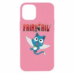 Чохол для iPhone 12 mini Fairy tail Happy
