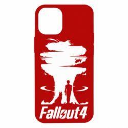 Чехол для iPhone 12 mini Fallout 4 Art