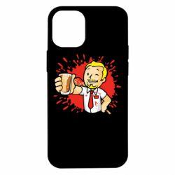 Чохол для iPhone 12 mini Fallout  boy blood