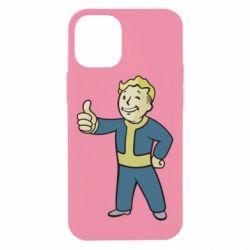 Чехол для iPhone 12 mini Fallout Boy