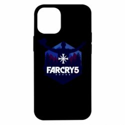 Чохол для iPhone 12 mini Far cry 5 silhouette Joseph Seed