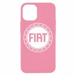 Чохол для iPhone 12 mini Fiat logo