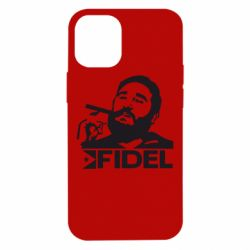 Чохол для iPhone 12 mini Fidel Castro