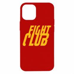 Чохол для iPhone 12 mini Fight Club