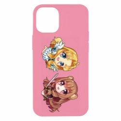 Чохол для iPhone 12 mini Filo & Raphtalia
