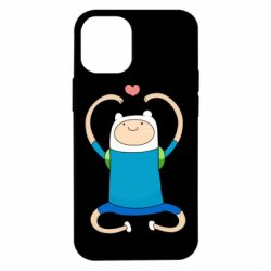 Чехол для iPhone 12 mini Finn dancing