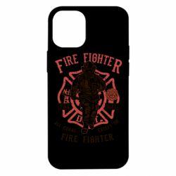 Чохол для iPhone 12 mini Fire Fighter
