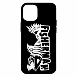 Чохол для iPhone 12 mini Fisherman