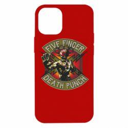 Чехол для iPhone 12 mini Five finger death punch