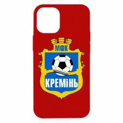 Чехол для iPhone 12 mini ФК Кремень Кременчуг