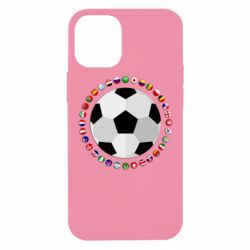 Чохол для iPhone 12 mini Football
