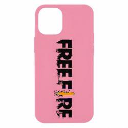 Чехол для iPhone 12 mini Free Fire spray