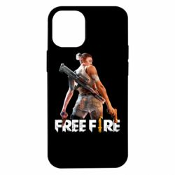 Чехол для iPhone 12 mini Free Fire