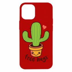 Чохол для iPhone 12 mini Free Hugs Cactus
