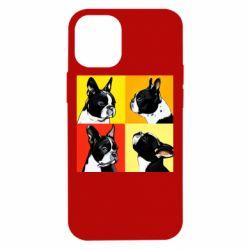 Чехол для iPhone 12 mini Френчи