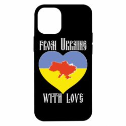 Чохол для iPhone 12 mini From Ukraine with Love