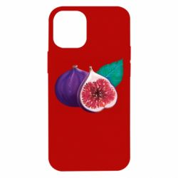 Чехол для iPhone 12 mini Fruit Fig