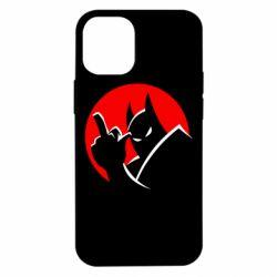 Чохол для iPhone 12 mini Fuck Batman
