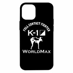 Чохол для iPhone 12 mini Full contact fighter K-1 Worldmax
