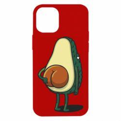 Чохол для iPhone 12 mini Funny avocado