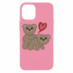 Чехол для iPhone 12 mini Funny passion