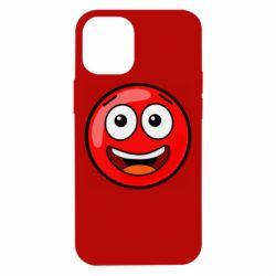 Чохол для iPhone 12 mini Funny Red Ball