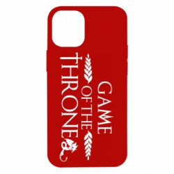 Чохол для iPhone 12 mini Game of thrones stylized logo