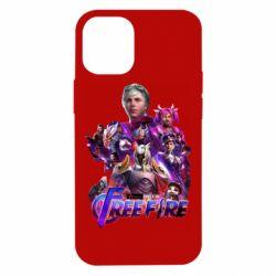 Чехол для iPhone 12 mini Garena free avengers