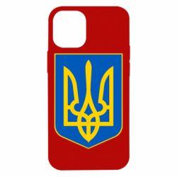 Чехол для iPhone 12 mini Герб неньки-України