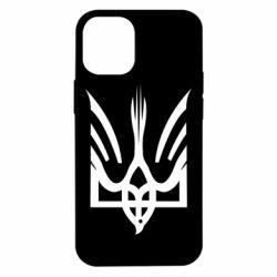"""Чехол для iPhone 12 mini Герб """"Сокіл Рюриковичів"""""""