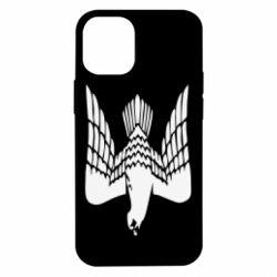 Чохол для iPhone 12 mini Герб-сокіл