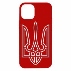 Чохол для iPhone 12 mini Герб України (полий)