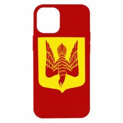 Чохол для iPhone 12 mini Герб України сокіл