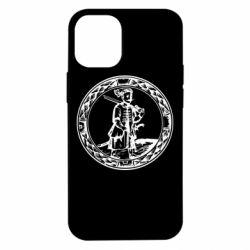 Чехол для iPhone 12 mini Герб Війська Запорозького