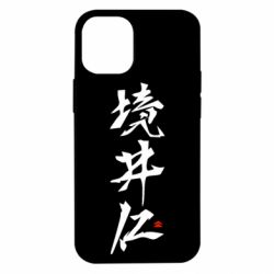 Чохол для iPhone 12 mini Ghost Of Tsushima Hieroglyphs
